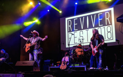 INAUGURAL REVIVER FEST 2018 WRAPS UP YEAR ON HIGH NOTE