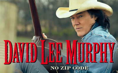 "DAVID LEE MURPHY RETURNS WITH ""NO ZIP CODE"""