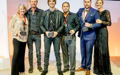 "MICHAEL TYLER WINS SESAC SONG OF THE YEAR FOR ""SOMEWHERE ON A BEACH"""