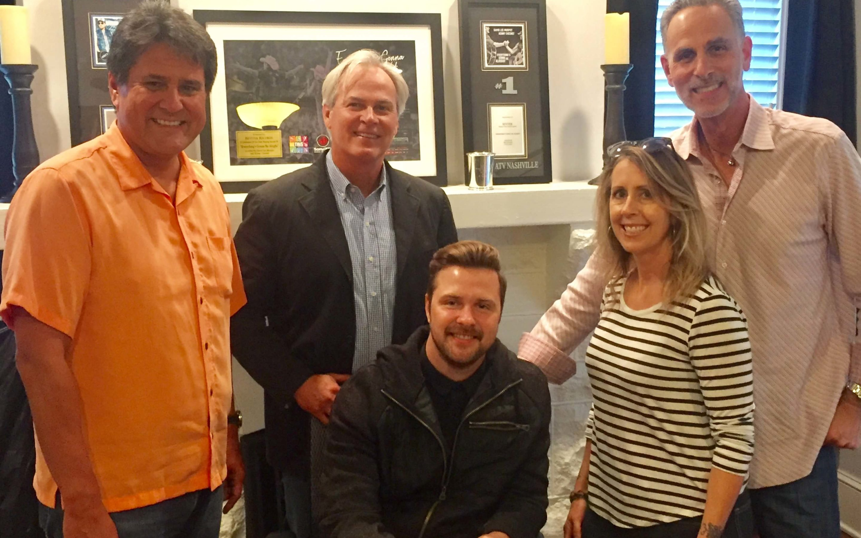 Reviver Records Signs Multi-Genre Writer & Performer David DeVaul