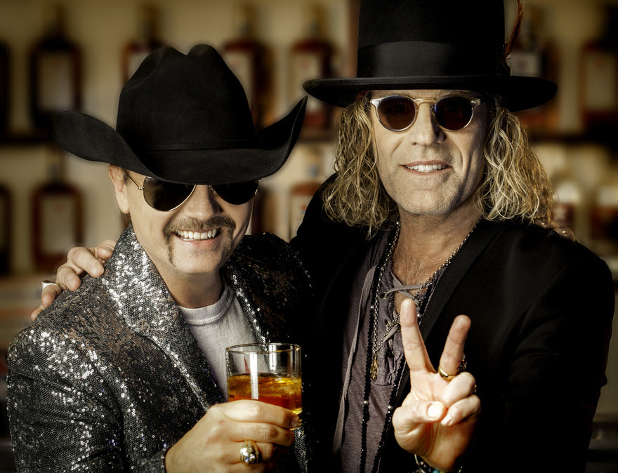 BIG & RICH PARTNER WITH REVIVER RECORDS