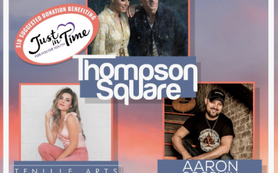 REVIVER ENTERTAINMENT GROUP ANNOUNCES SECOND ANNUAL REVIVERFEST CONCERT FEATURING THOMPSON SQUARE, TENILLE ARTS, AND AARON GOODVIN